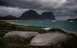 lord howe island usei cyclone