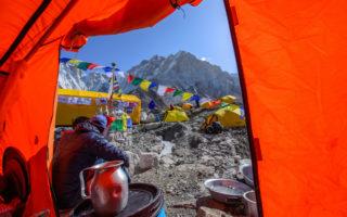 Himalayas hiking
