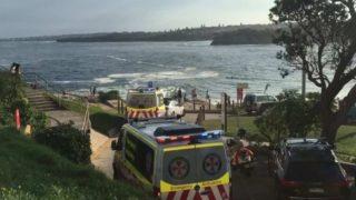 Bondi beach death