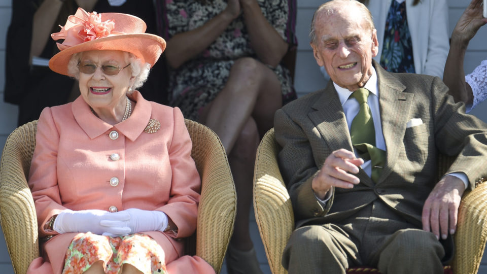 The Queen Prince Philip