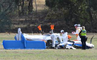 midair plane crash four dead