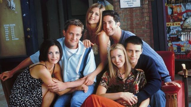 Friends reunion: The one where they all get back together