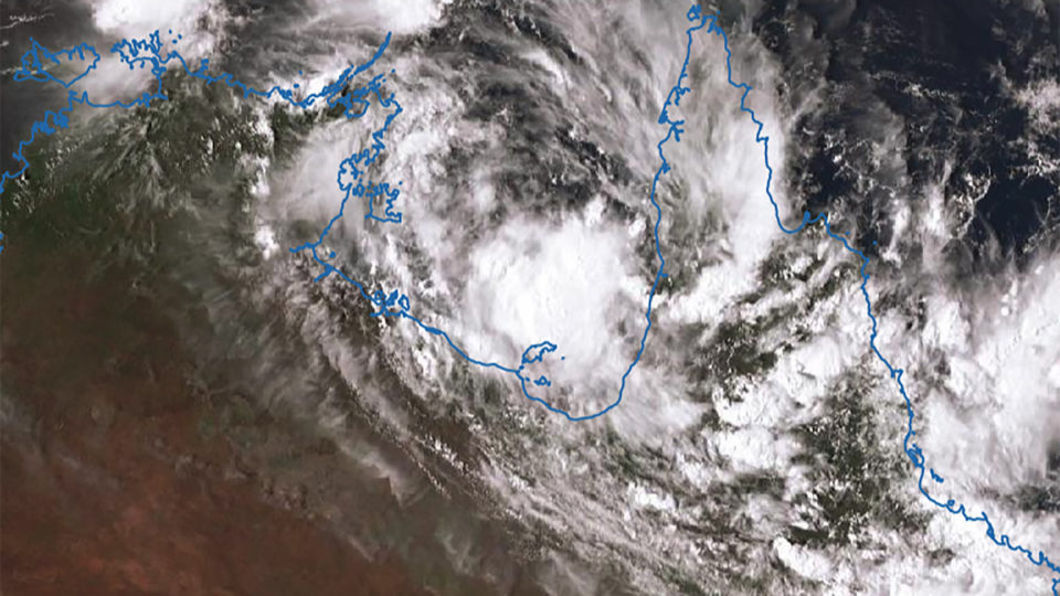 Cyclone Esther