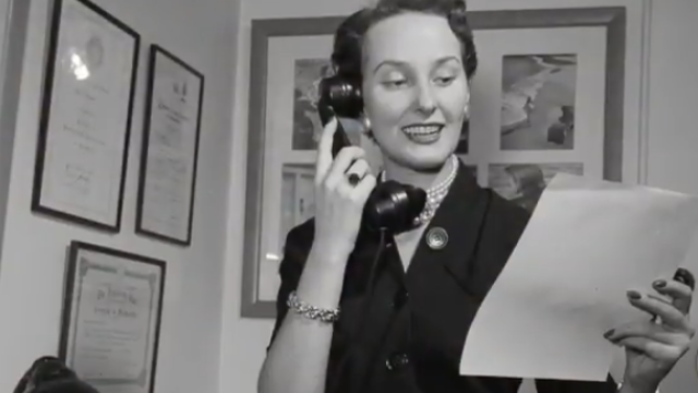 Vale June Dally-Watkins: Doyenne of deportment and our first supermodel dead at 92