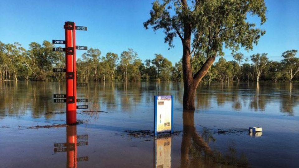 queensland floods 2020