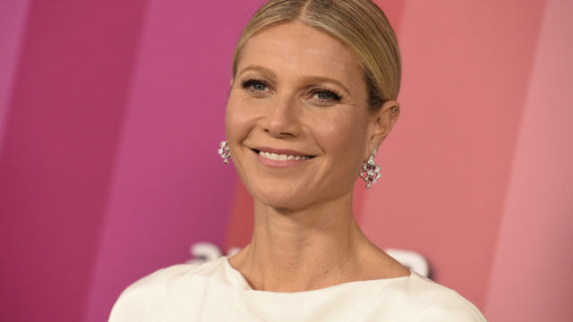Gwyneth Paltrow unafraid to mask her fears: 'I've already been in this movie'