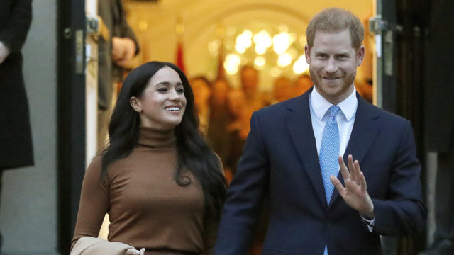 Harry and Meghan are out in the cold. Security-wise, that means a chilling cost