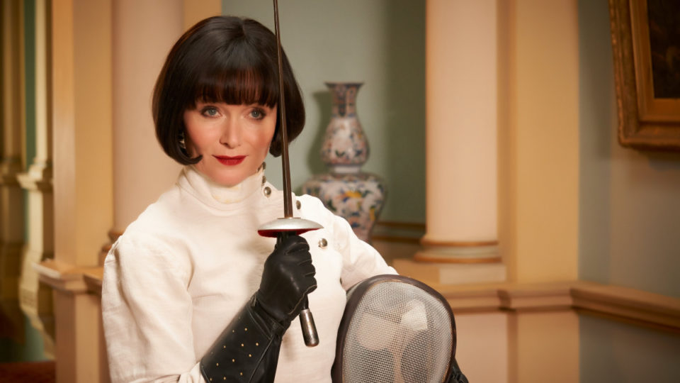 Miss Fisher Essie Davis