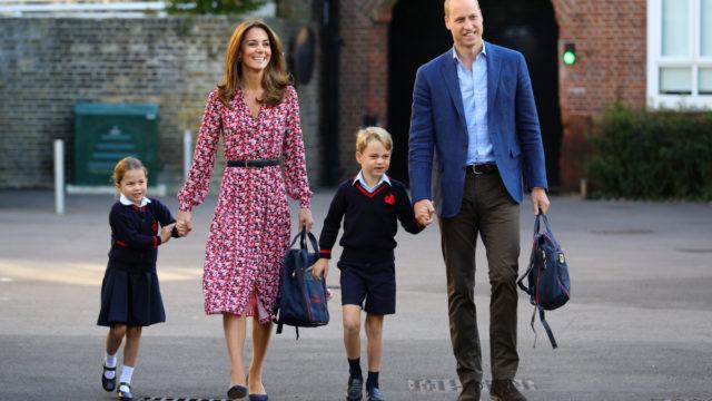 Fears young royals' school has been hit with coronavirus