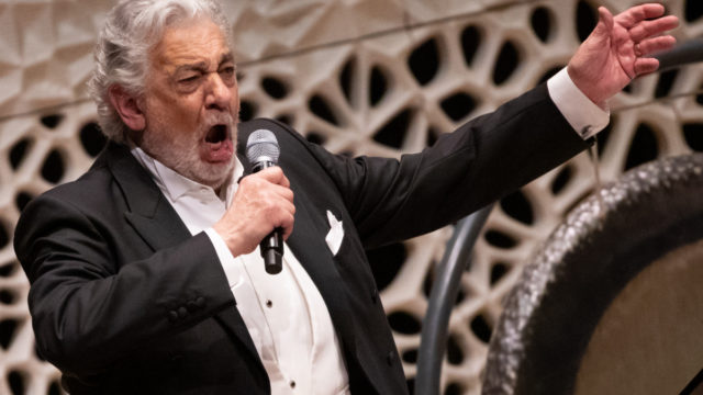 Placido Domingo apologises after harassment probe