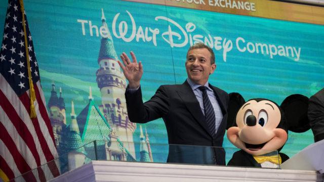 Bob Iger steps down as Disney chief executive