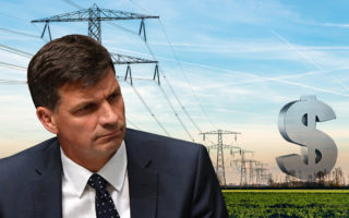 Angus Taylor has announced changes to the way energy companies charge late fees.