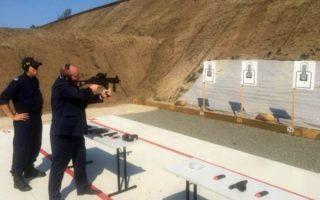 david elliott submachine gun