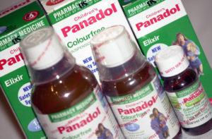 paracetamol ventolin coronavirus