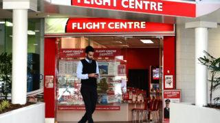 flight centre branches close