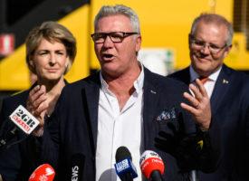 scott cam defends trades contract
