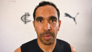 Eddie Betts says the AFL is not safe for Indigenous players.