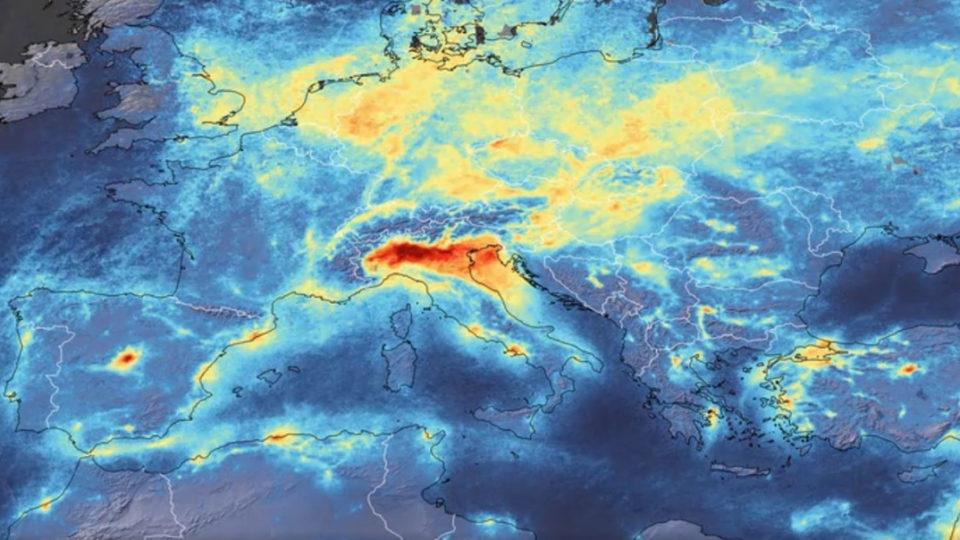 clean air europe coronavirus