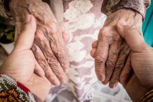 coronavirus aged care visit