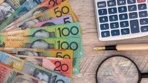 Coronavirus economic stiumulus packages have lifted Australia's government debt.