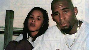 Aaliyah R Kelly