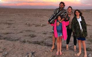 family trapped peru coronavirus