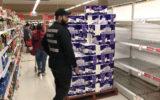 toilet paper mass buying