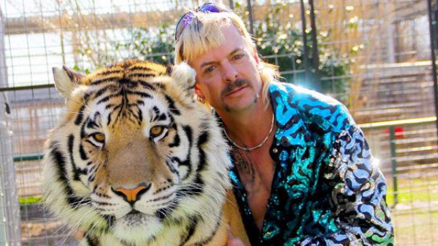 Tiger King Joe Exotic shocked by lack of presidential pardon