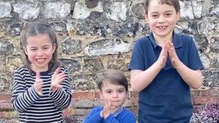 george charlotte coronavirus video