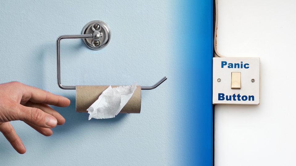 toilet paper crisis
