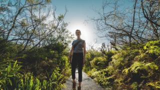 walking coronavirus australia