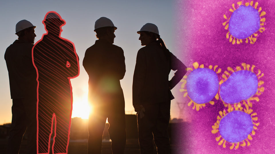 Workers could be affected by the spread of the coronavirus.