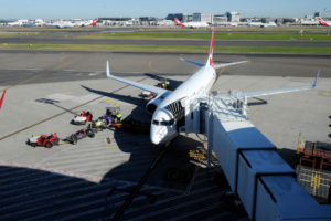 qantas baggage coronavirus