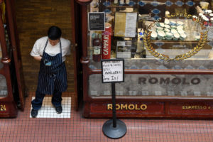 Labour shortages in Australia hit hospitality hard