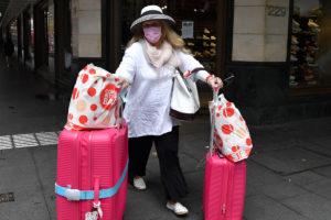family hotel quarantine coronavirus