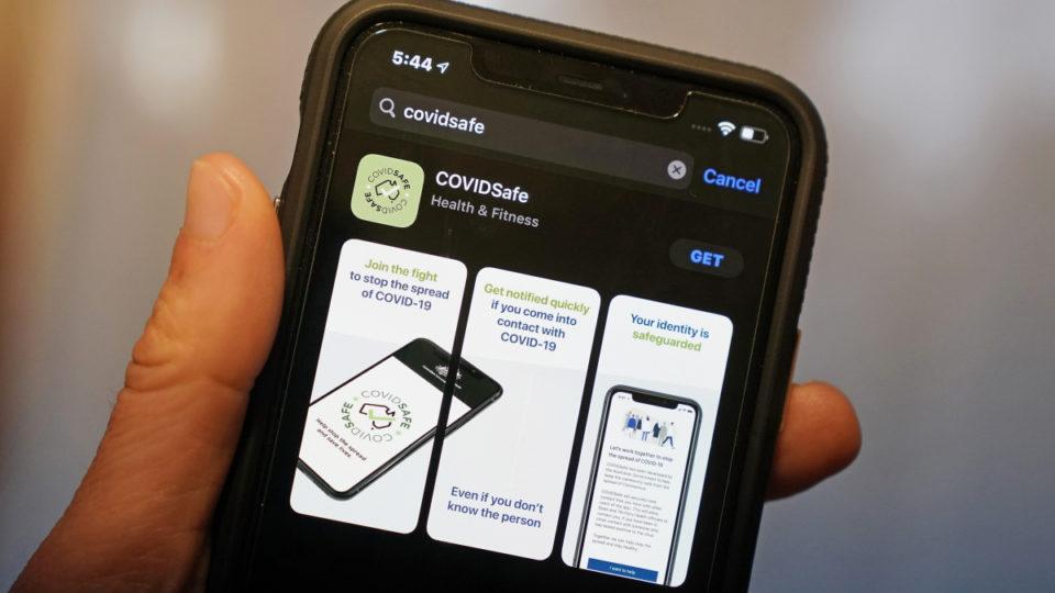covidsafe app victoria