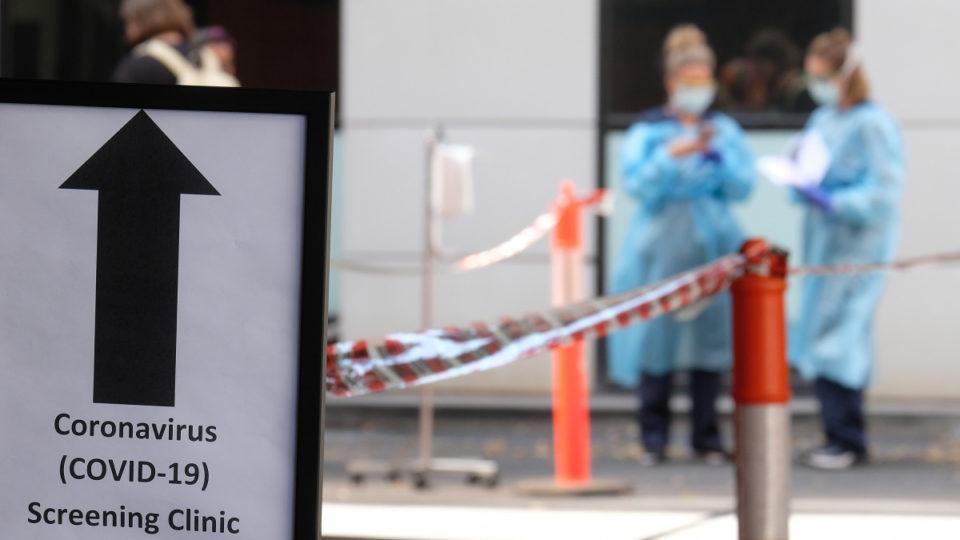 coronavirus testing australia