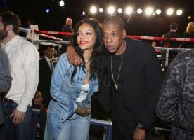 Rihanna Jay-Z