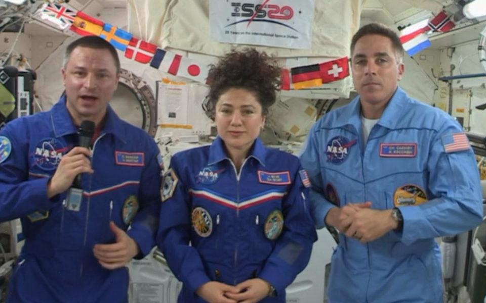 'Hard to fathom': Astronauts returning to changed world thumbnail