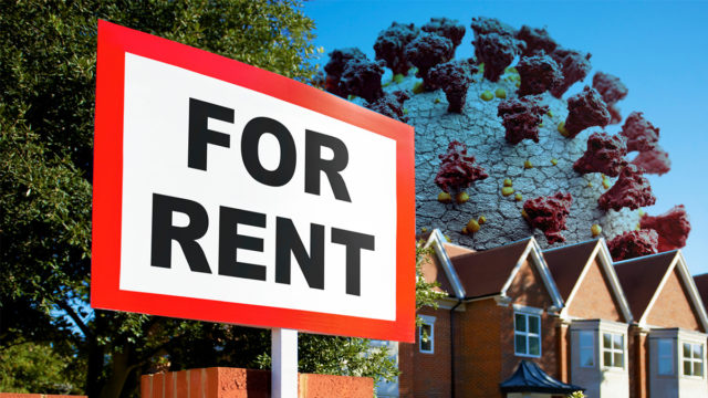 As the six month eviction ban takes hold, some landlords are still being pressured by insurers to evict their tenants.