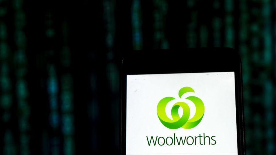 Woolworths uber partnership