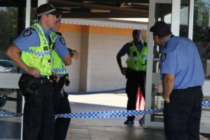 port hedland shop shooting