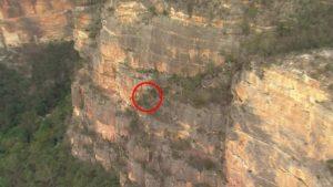 blue mountains climber rescue