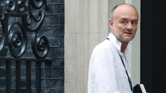 Boris Johnson's top adviser Dominic Cummings revealed to have travelled 400km during lockdown