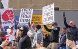 melbourne anti lockdown protest