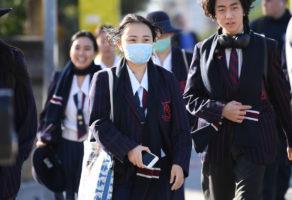 schools virus restrictions