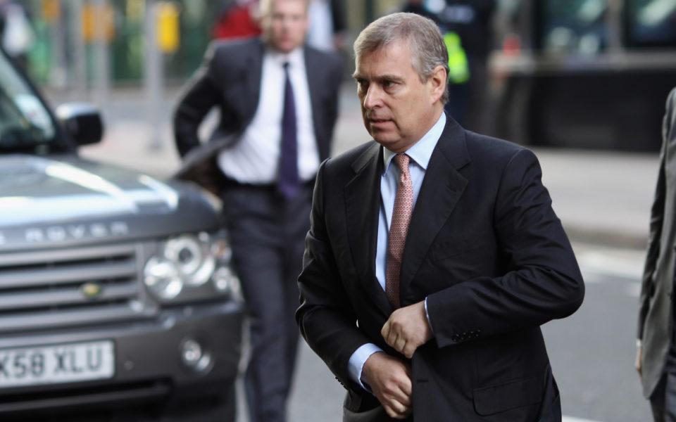 Judge blocks Andrew's bid to dodge sex-assault case