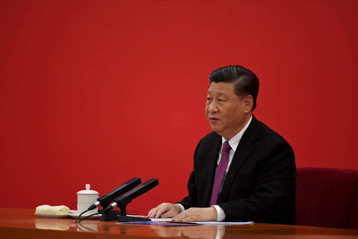 China's leader, Xi Jinping