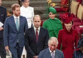 Prince William prince Harry Prince Charles Meghan Markle Kate Middleton
