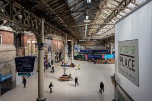 british rail worker spat coronvirus
